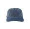 Front - 7604-Low Profile (Uns) Pigment Dye Washed Cap