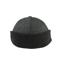 Back - 3508-Men's Wool Cap W/Warmer Flap