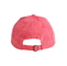Back - 7603-Low Profile (Str) Pigment Dyed Washed Cap