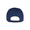 Back - 7612-Low Profile (Str) Heavy Brushed Cotton Twill Cap