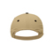 Back - 7654B-Low Profile (Uns) Brushed Microfiber Cap