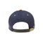 Back - 7674-Low Profile (Str) Twill Cap