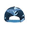 Back - 9005A-Low Profile Camouflage Twill Cap