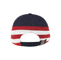 Back - 7642A-Low Profile (Uns) Cotton Twill Cap