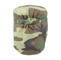 Back - 9030-Army Cap With Removable Flap