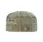 Back - 9033-Enzyme Washed Herringbone Cotton Twill Army Cap