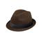 Main - 2520-Ladies Wool Felt Fedora Hat