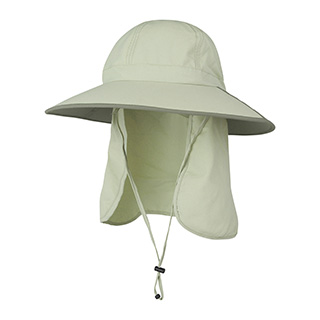 J7244-Juniper Taslon UV Folding Large Brim Hat