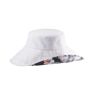 6502-Ladies' Reversible Wide Brim Hat