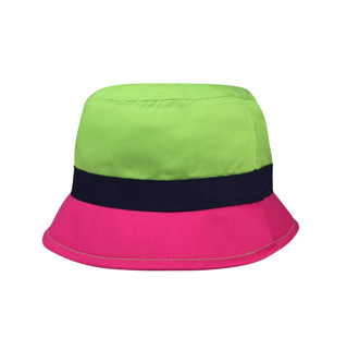 7840-Ladies' Twill Bucket Hat