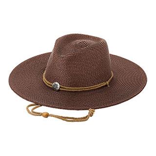 8236-Ladies' Toyo Braid Outback Hat