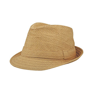 8956-Toyo Fedora Hat