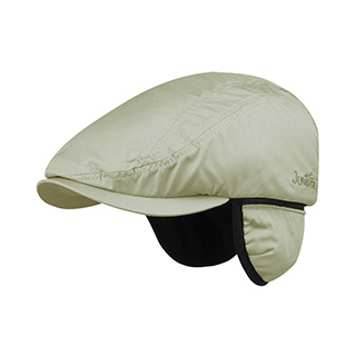 J3608-Ivy Cap w/Folded Ear Flap