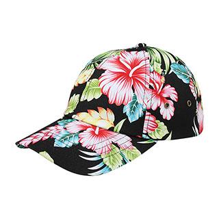 7655G-Low Profile (Unstructured) Floral Cap