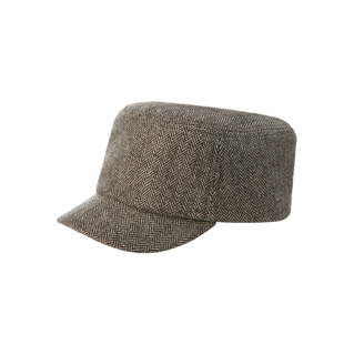 3501-Wool Fashion Fitted Engineer Cap