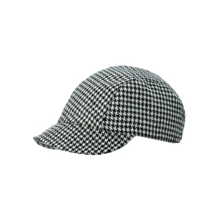 3504-Wool Fashion Fitted Cap