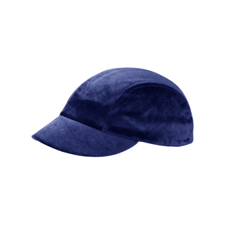 3510-4 Panel Velour Fashion Cap