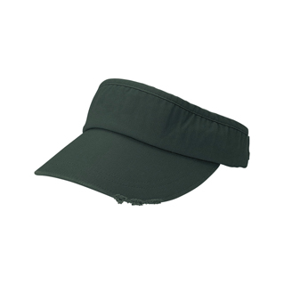 4022A-Normal Dyed Twill Washed Visor