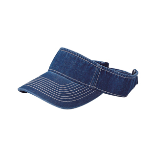 b6f7ff551e9f1 Wholesale Pro Style Washed Denim Visor - Specialty Visors (floral, Denim,  Fashion, Souvenir - Visors - Mega Cap Inc