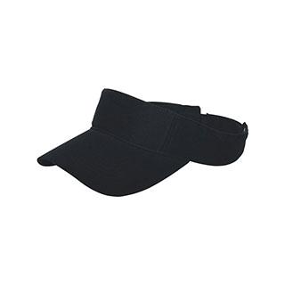 4056A-PET SPUN Fabric Visor