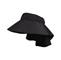Main - 4303-Taslon UV Wide Brim Packable Visor W/Flap
