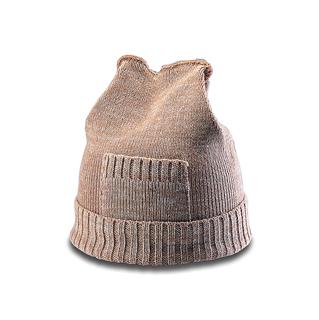 5029-Wool Blend Knitted Beanie