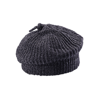 5030-Chenille Knitted Beanie