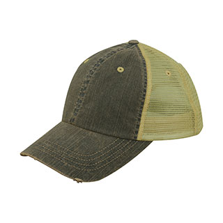 fb65457bb37 Wholesale Distressed Dirty Wash Herringbone Cap - Vintage Fashion Caps - Baseball  Caps - Mega Cap Inc