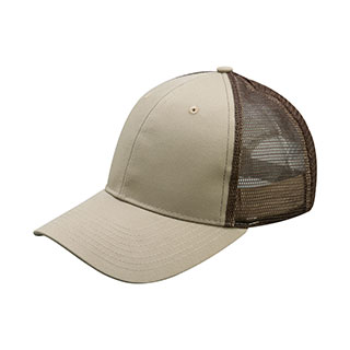 6901M-Poly Cotton Twill Trucker Cap