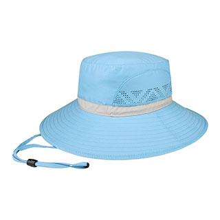 J7261-Microfiber UV Sun Hat