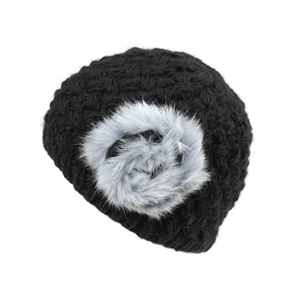 5064-Infinity Selections Ladies' Fashion Knit Hat