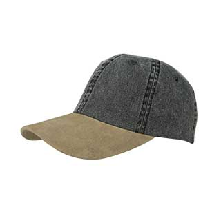 2c0b57c3a60 Wholesale Washed Pigment Dyed Twill Cap W Suede Bill - Washed Caps -  Baseball Caps - Mega Cap Inc