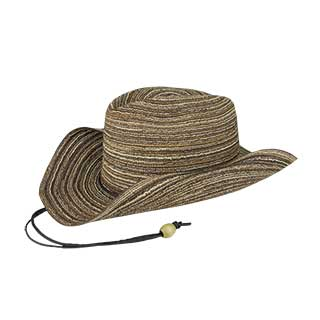 8240-Poly Braid Cowboy Hat