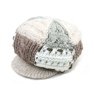 5066-Infinity Selections Ladies' Fashion Knit Hat