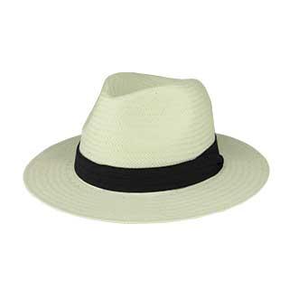 8960-Toyo Fedora Hat