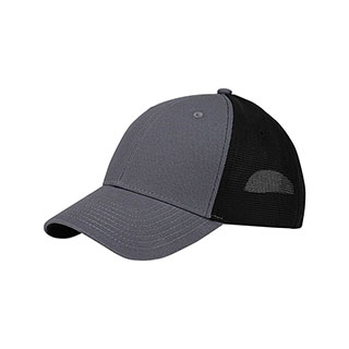 6849-Deluxe Brushed Cotton Twill Trucker Cap