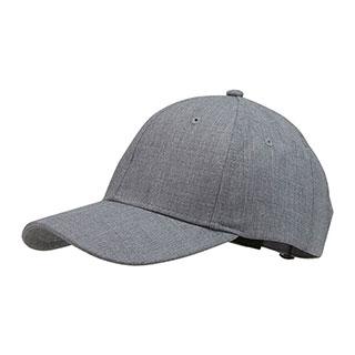 6904-Heather Suiting Cap