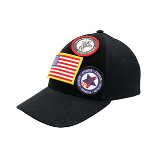 6951-Patch Friendly Cotton Twill Cap