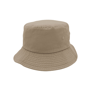 7850B-Cotton Twill Bucket Hat