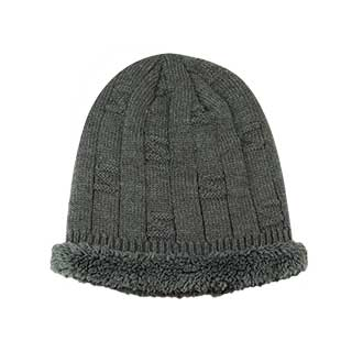 5073-Infinity Selections Rib-Knit Beanie