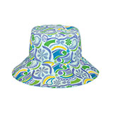 Ladies' Floral Reversible Bucket Hat