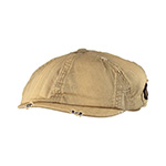 Washed New Herringbone Ladies' Ivy Cap