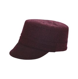 6560-Ladies' Fashion Wool Cap