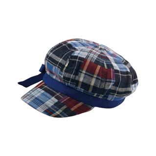 6570Y-Girls' Twill Nesboy Cap