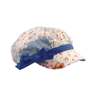 6572XY-Girl's Newsboy Cap