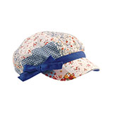 Girls' Newboy Cap