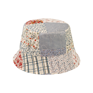 6574-Ladies' Reversible Bucket Hat