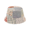 Main - 6574Y-Girls' Reversible Bucket Hat