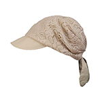 Ladies' Jacquard Mesh Fashion Hat