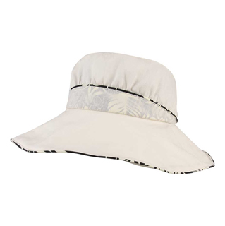 6604-Infinity Selections Ladies' Fashion Brim Hat